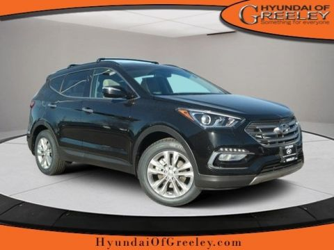 New 2018 Hyundai Santa Fe Sport 2.0L Turbo AWD