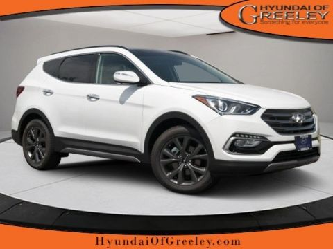 New 2017 Hyundai Santa Fe Sport 2.0L Turbo Ultimate With Navigation & AWD