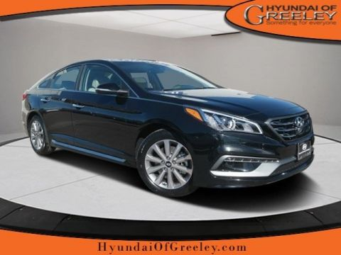 New 2017 Hyundai Sonata Limited
