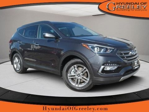 New 2018 Hyundai Santa Fe Sport 2.4 Base AWD