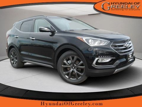 New 2018 Hyundai Santa Fe Sport 2.0T Ultimate AWD
