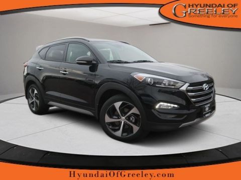 New 2017 Hyundai Tucson Limited AWD